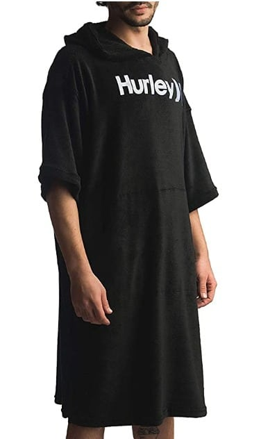 Hurley M One&Only Poncho Toallas